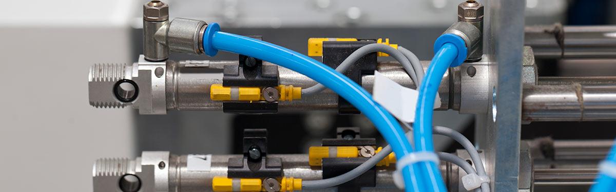 Conexiones neumáticas